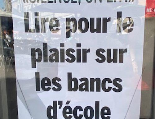 Silence, On Lit ! a les honneurs à Genève